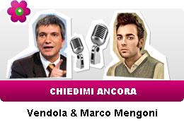 Vendola e Marco Mengoni