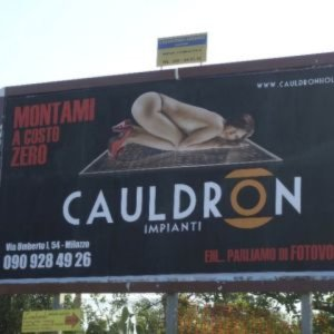 Cauldron Impianti Poster