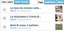 I più visti su Repubblica Tv 8 settembre 2010