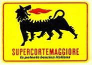 Il marchio ENI nel 1953