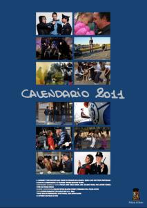 Calendario Polizia 2011 Sinossi