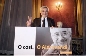 Affissioni Aldrovandi