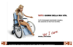 Barbie disabile