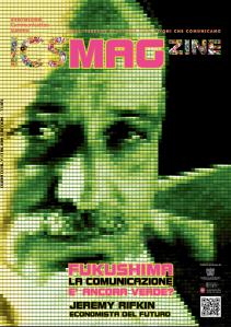ICS MAGzine cover di maggio