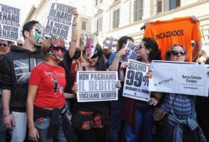 Indignati in Italia