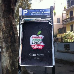 Sel e Steve Jobs