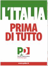 L'Italia prima di tutto Pd ER