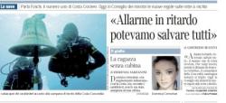 Corriere della sera, 20 gennaio 2012