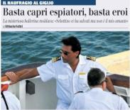 Il Giornale, 20 gennaio 2012