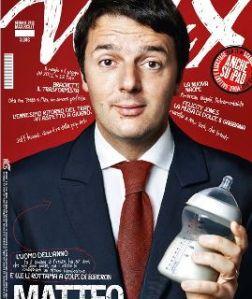 Renzi su Max gennaio 2012