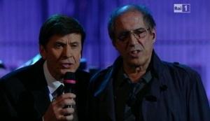Celentano e Morandi Sanremo 2012