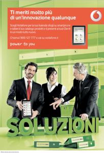 Vodafone innovazione
