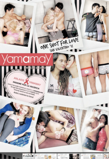 Yamamay San Valentino 2012