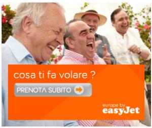 Easy jet Cosa ti fa volare?