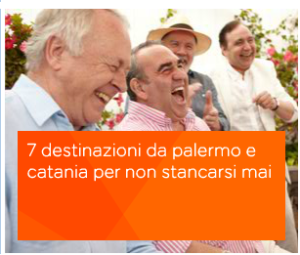 EasyJet Sette destinazioni...