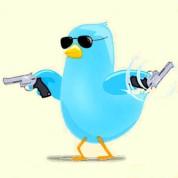 Twitter pistolero
