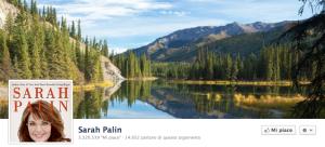 2.Sarah Palin