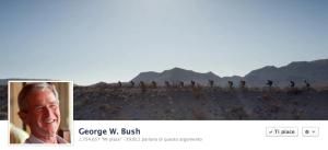 5.George W. Bush