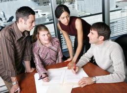 Giovani al lavoro