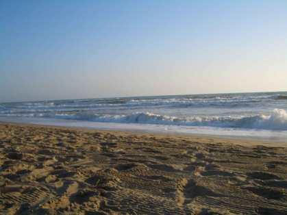 Spiaggia deserta, Sicilia