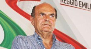 Bersani a Reggio Emilia