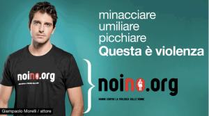 Noino.org, il testimonial Morelli
