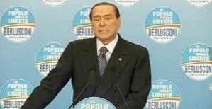 Berlusconi che fa la proposta choc