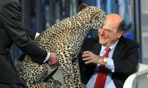 Bersani e il giaguaro da Verspa