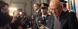 Napolitano nomina i saggi