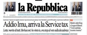 Repubblica 29 agosto 2013