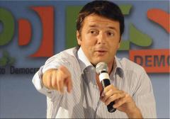 Renzi a Bologna