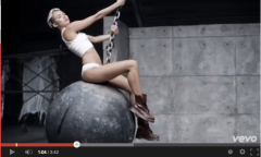 Wrecking Ball di Wiley Cyrus