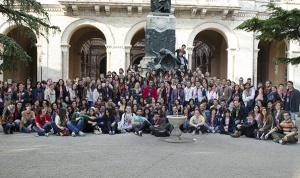 I Volontari del Festival Internazionale del Giornalismo 2013