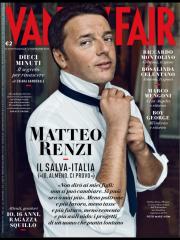 Cover di Vanity Fair