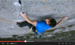 Alex Honnold e The North Face