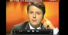 Ecco perché Renzi non è credibile