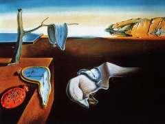 La persistenza della memoria, Salvador Dalì