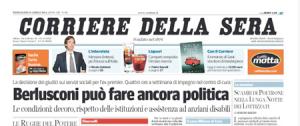 Il Corriere 16 aprile 2014