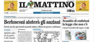 Il Mattino di Napoli 16 aprile 2014