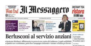 Il Messaggero 16 aprile 2014
