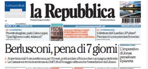 La Repubblica 16 aprile 2014