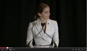 Emma Watson all'ONU
