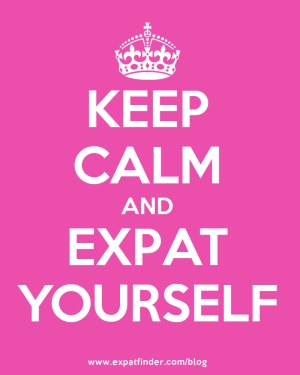 Keep Calm and Expat Yourself