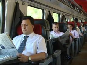 Manager sul treno