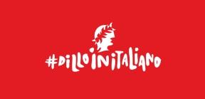 Dillo in italiano. Petizione