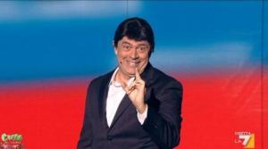 Crozza che imita Renzi
