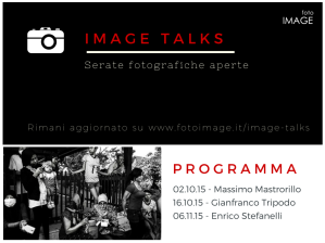 IMAGE TALKS