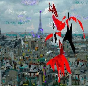 Sangue su Parigi, di Attilio Del Giudice